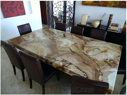 granite top round pub table granite table palomino conference table top stone wood yellow