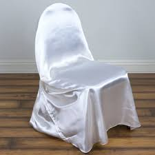 white chair covers wholesale 75 satin universal self tie for any of chair cover wedding