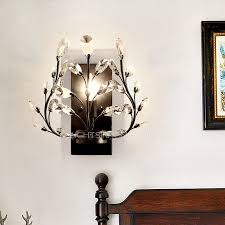 Wall Mount Sconce Crystal Wall Mount Twig Wall Sconce Lighting
