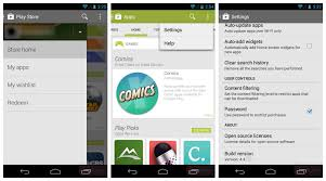 play store android new play store 4 4 leaked currently being tested on