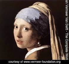 vermeer earring jan vermeer delft the complete works girl with a pearl