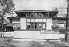 Willits House Ward Willits House Exterior Pictures Getty Images