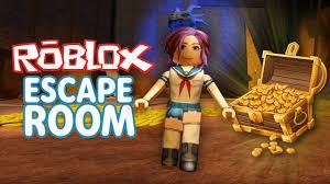 treasure escape roblox escape room youtube