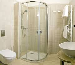basement bathroom renovation ideas converting our half bath to a and a corner stand up shower is