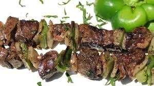comment cuisiner le coeur de boeuf recettes de brochettes de foie cœur et rognon de bœuf