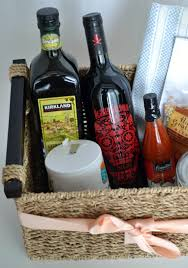 Housewarming Basket Diy Housewarming Party Gift Basket With A Sentimental Twist