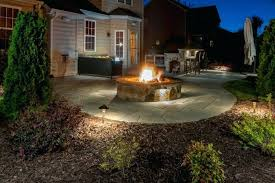 How To Install Low Voltage Led Landscape Lighting Low Voltage Led Landscape Lighting Home Depot Backyard Light For