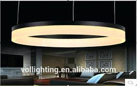 Acrylic Ceiling Light Led Pendant Ceiling Lights Big Ring Design Acrylic Pendant