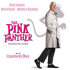 pink panther original motion picture soundtrack