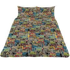 West Ham Double Duvet Cover Funny And Cool Bedroom Accessories On Merchandisingplaza