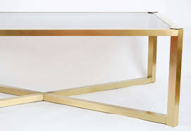 coffee tables appealing wonder brass glass mirror side table
