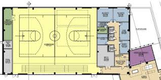 gym stage building floor plan pictures to pin on pinterest