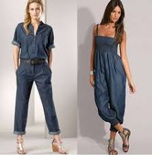 Jeans Jumpsuit For Womens Baby Phat Jean Jumper Baby Phat Rompers And Jumpers Blue Denim