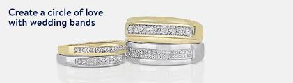 wedding band and engagement ring wedding engagement rings walmart