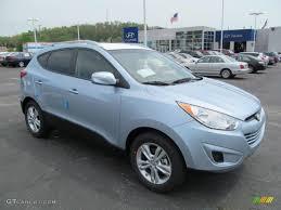 hyundai tucson 2014 blue 2012 aurora blue hyundai tucson gls 64662921 gtcarlot com car