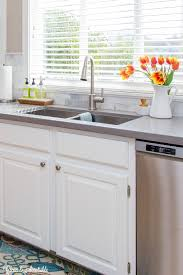 ideas for the kitchen organizing the kitchen sink clean and scentsible