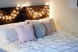 Bed Headboard Lamp by Diy Headboard With Lights 49 Enchanting Ideas With Diy Headboard