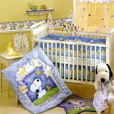 Snoopy Bed Set Bedding Source Snoopy Baby Bedding