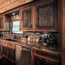 rustic barn wood kitchen cabinets rustic kitchen furniture log table chairs barnwood