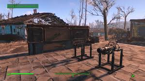 fallout 4 contraptions how to display armor u0026 weapons