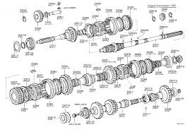 toyota corolla truenote47l mqzg powertrain chassis
