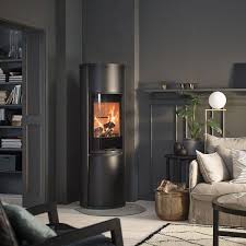 the contura 690 give the majestic impression of the tiled stove