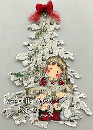 169 best magnolia christmas images on pinterest magnolia stamps