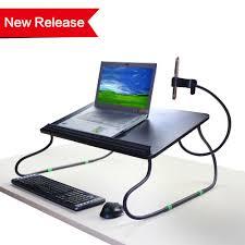 Laptop Desk Stands by Adjustable Portable Wooden Laptop Stand Laptop Desk On Bed Buy