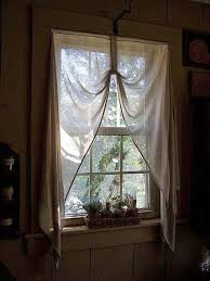 Primitive Kitchen Curtains Best 25 Primitive Curtains Ideas On Pinterest Country Window