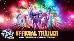 my little pony the movie 2017 official trailer u2013 emily blunt