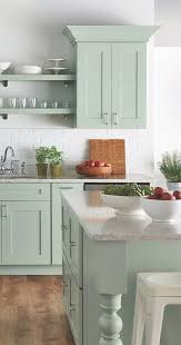 green color kitchen cabinets 20 gorgeous green kitchen cabinet ideas
