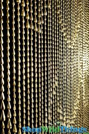 Gold Curtain 9 Best Bead Curtains Images On Pinterest Bead Curtains String