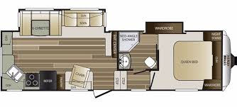 2 Bedroom Travel Trailer Floor Plans 100 Forest River Fifth Wheel Floor Plans Xlr Hyperlite Travel