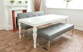 dining room bench with back dining bench with back pterodactyl me