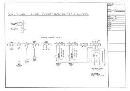 pump control panel wiring diagram pump wiring diagrams