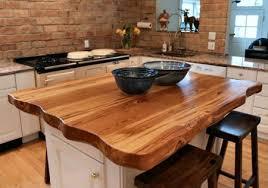Butcher Block Kitchen Countertops Home Dzine Kitchen Solid Wood Countertops For Kitchens