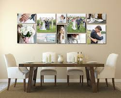 ideas for displaying photos on wall great wedding photo wall display dream wedding