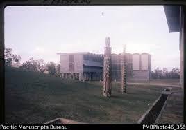 x au bureau u p n g of papua guinea arts building dubu