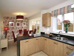 decorating kitchen dining room combination awesome modern chrome