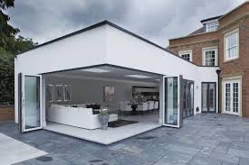 Exterior Folding Patio Doors Surprising Cost Of Bi Fold Doors Ideas Ideas House Design