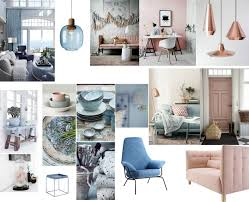 Home Design Mood Board Rose Quartz Mood Board