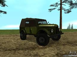 gaz 69 off road gaz 69 for gta san andreas