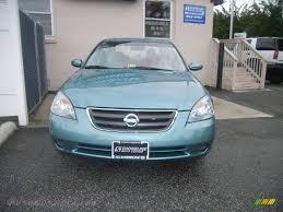 Nissan Altima Blue - 2002 nissan altima 2 5 s in seascape light blue 124154 autos