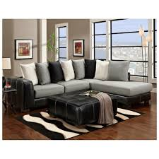 Mesmerizing  Living Room Decor Black Leather Sofa Design Ideas - Black living room decor