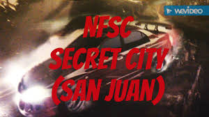Off The Map Movie Nfs Carbon Secret City Must See Off The Map Youtube