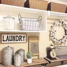 Decorating Ideas For Laundry Rooms 25 Ways To Give Your Laundry Room A Vintage Makeover Antique