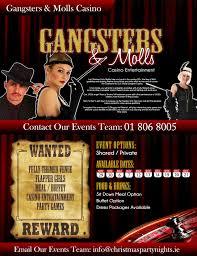 christmas party nights 2017 1920 u0027s gangsters u0026 molls casino