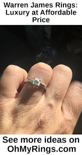warren wedding rings warren rings luxury at affordable price oh my rings