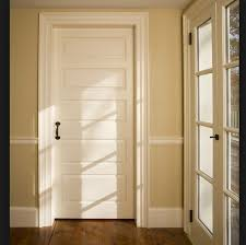 Solid Hardwood Interior Doors Interior Solid Wood 5 Panel Interior Doors Design Interior Home