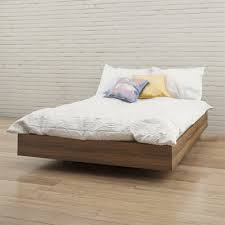 Platform Bed Canada Nexera Alibi Platform Bed Lowe S Canada